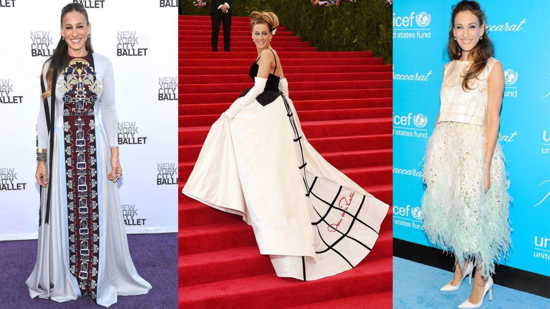 Οι 10 καλύτερες εμφανίσεις της Sarah Jessica Parker