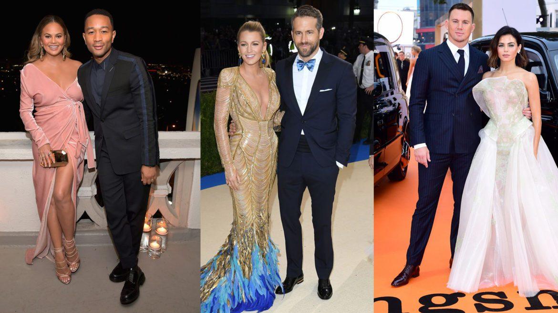 Το σημερινό blog post έχει μεγάλη δόση λάμψης. Αυτό γιατί θα δούμε 10 από τα πιο καλοντυμένα ζευγάρια του Hollywood και όχι μόνο!