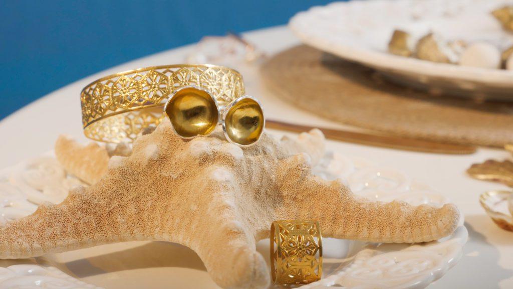 Χειροποίητα κοσμήματα Gea Creations