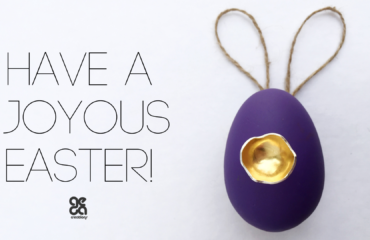 Τα Gea Creations σας εύχονται ένα χαρούμενο και.. λαγουδένιο Πάσχα!