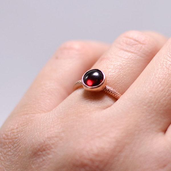 Χειροποίητο δαχτυλίδι Lise
